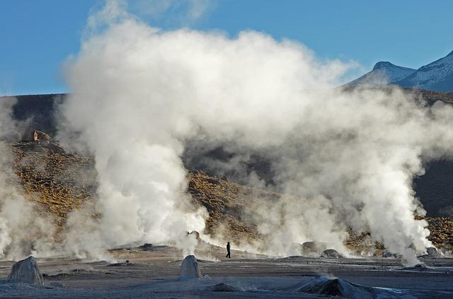 Sistema geotérmico: funcionamiento y tipos